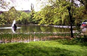 parque Bucarest