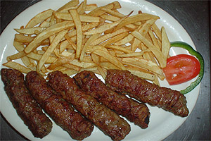 Comer en Bucarest
