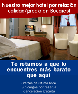 Hoteles Booking Bucarest